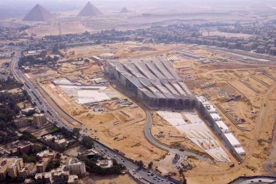 El Gouna Tours Half Day Tour to the Grand Egyptian Museum in Giza