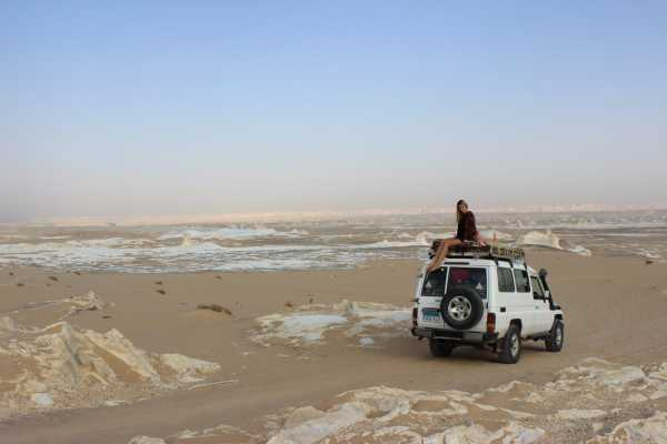2 Days Excursions to the White Desert From Cairo