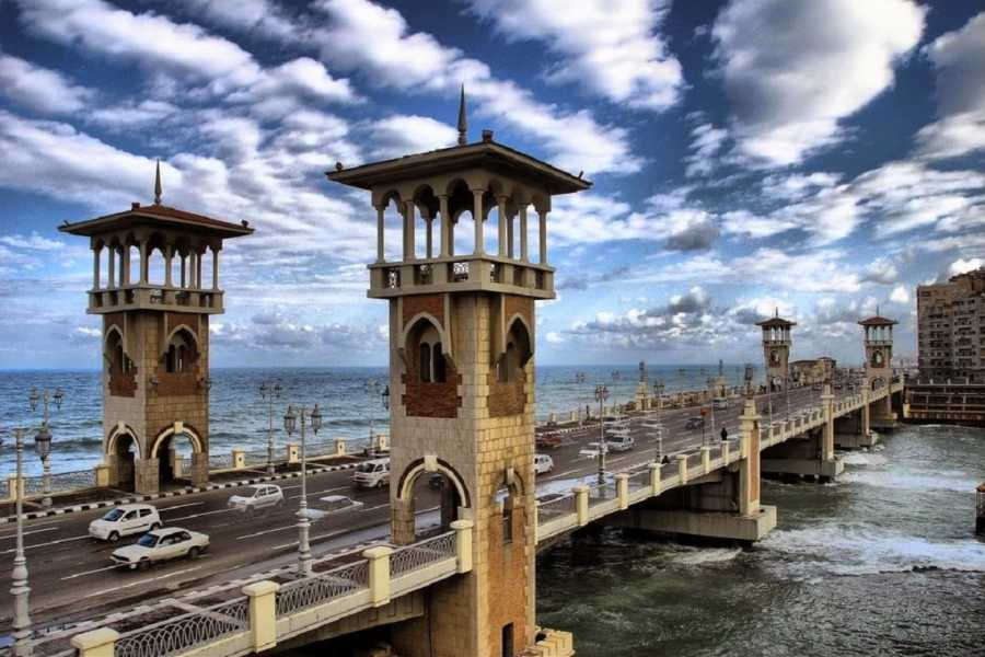El Gouna Tours Day tour to Alexandria from Cairo