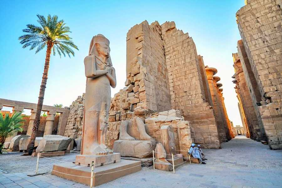 El Gouna Tours Cairo Aswan Abu simble Luxor Three Days Excursion from Hurghada