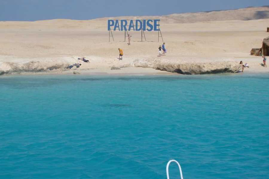 El Gouna Tours Snorkelling Day trip Paradise Island From Hurghada