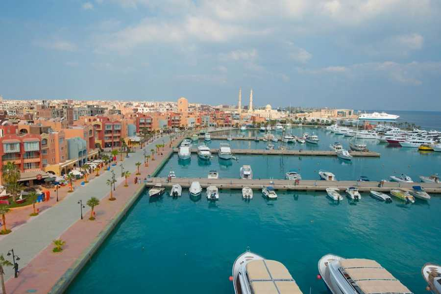El Gouna Tours Hurghada City Tour with Romantic Lebanese dinner