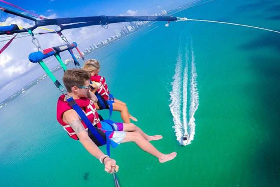 El Gouna Tours Parasailing Excursions from Hurghada