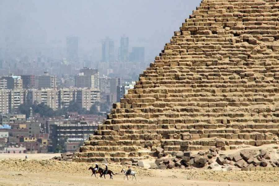 El Gouna Tours 2 päivän Kairon retki Sharm el Sheikhistä lentäen