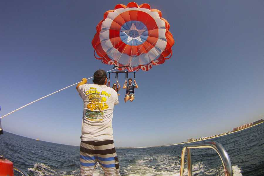 El Gouna Tours parasailing Excursion from Sharm el Sheikh
