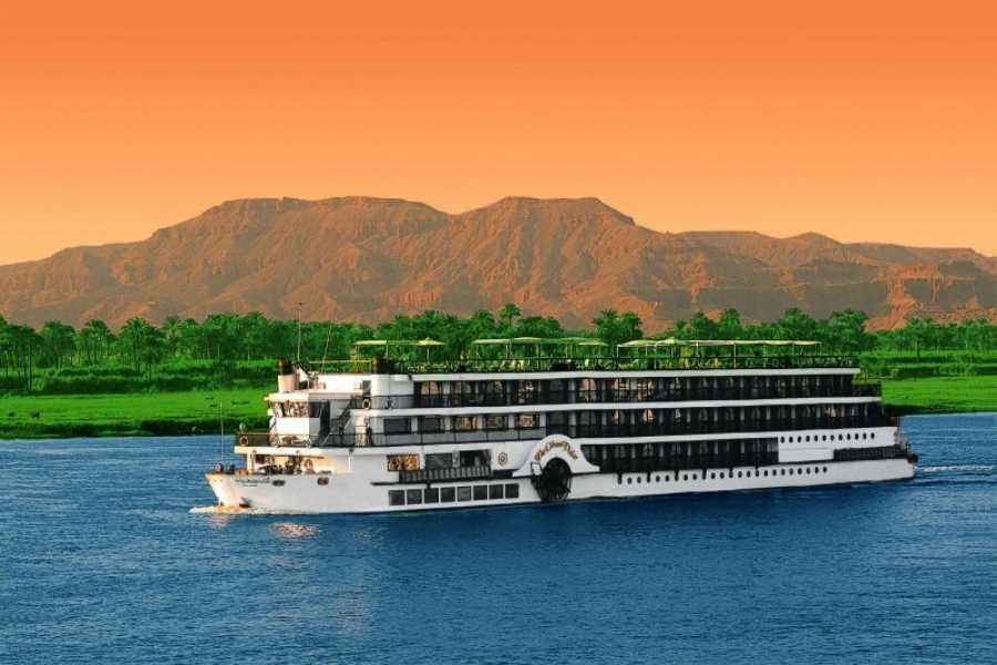 El Gouna Tours 8 Nights Nile Cruise Package from the Netherlands