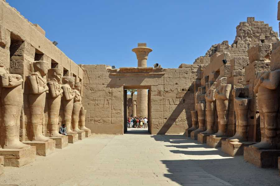El Gouna Tours Egypt 7 day Itinerary