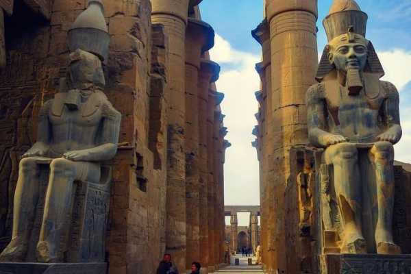 2 days Trip to Luxor and Cairo from Safaga Port