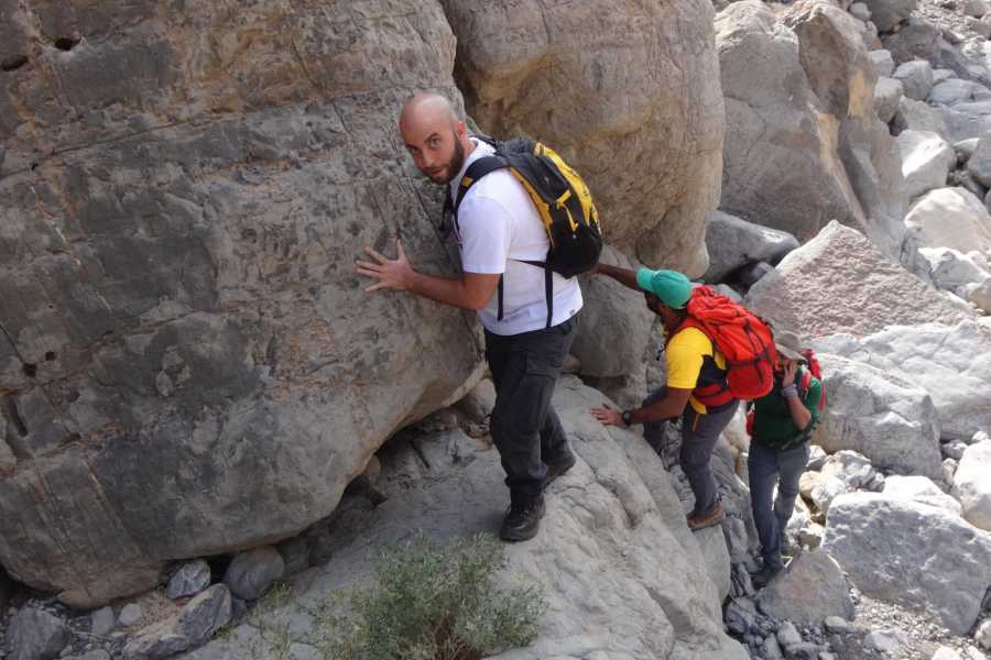 Adventurati Outdoor Wadi of the Giants - 28 November (Sylvian)