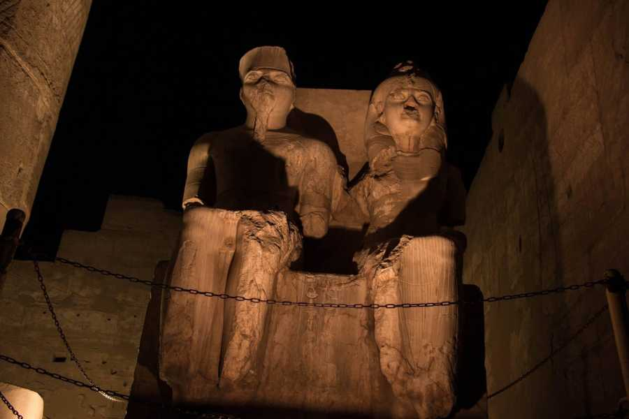 Journey To Egypt Luxor Temple Virtual Trip