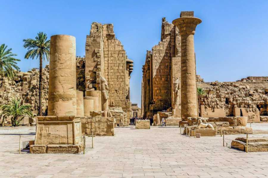 El Gouna Tours 10 päivän Kairon ja Niilin risteily Joululoma-paketti