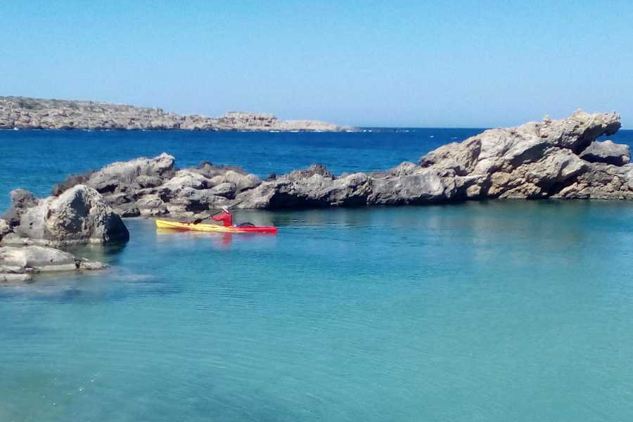 Destination Platanias Kayaking in Falassarna