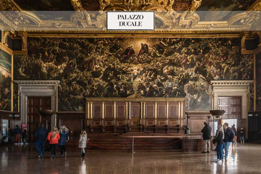 Venice Tours srl The Doge's palace guided tour and Venice Walking tour