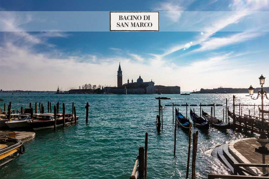 Venice Tours srl The Golden Basilica guided tour and Venice Walking tour