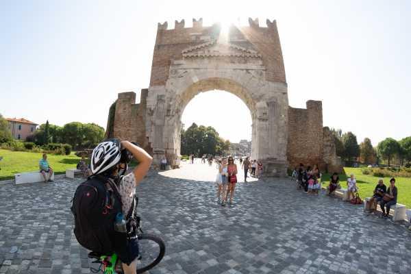 Bike Tour Rimini Romana