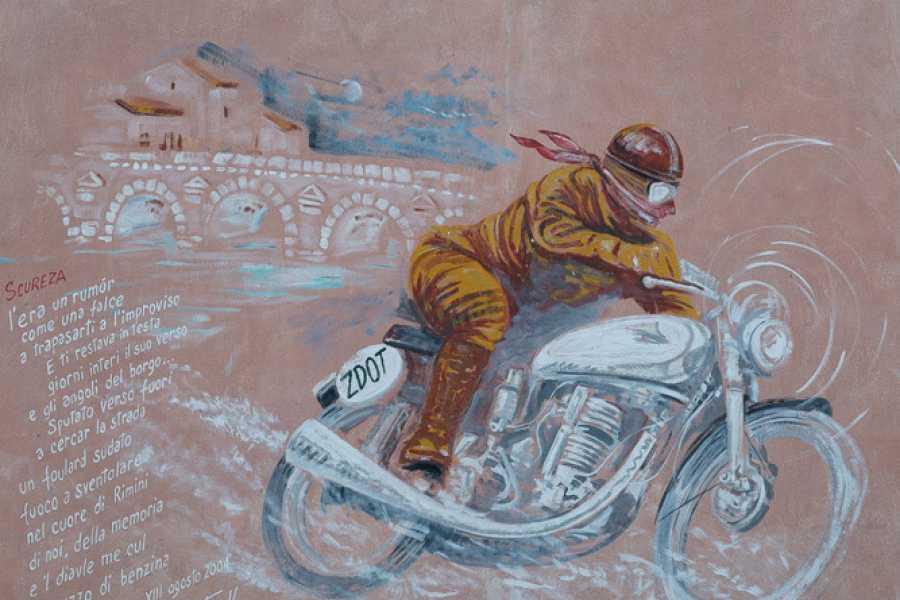 Visit Rimini Fellini Bike Tour e Aperitivo Al Grand Hotel