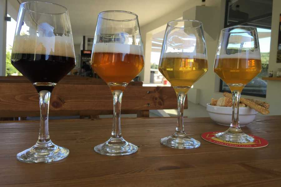 Destination Platanias Charma Beer Brewery Tour - Private Trip with Add Ons