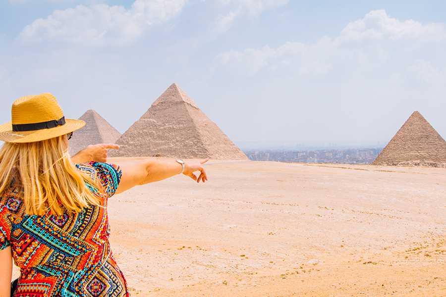 Journey To Egypt Crucero de 5 días por El Cairo y el Nilo