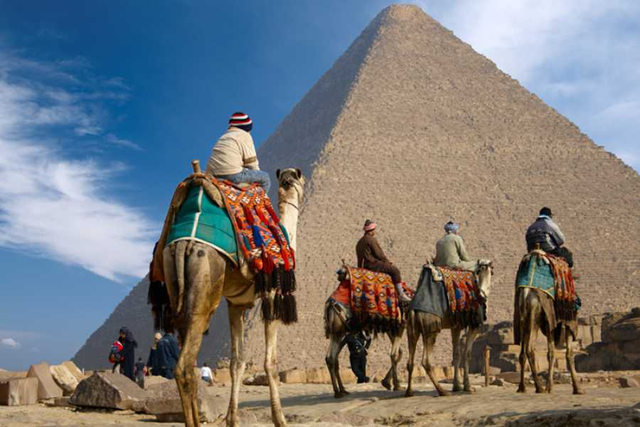 Journey To Egypt 8 Day Cairo, Nile Cruise & Abu Simbel