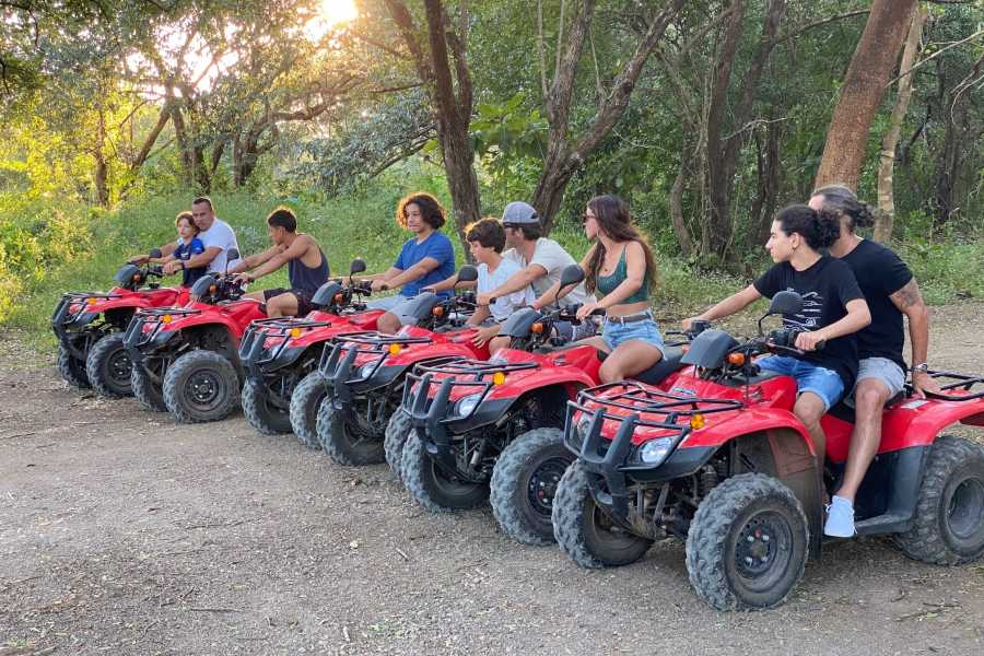 Black stallion ranch Private ATV Quad Tour