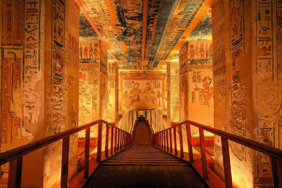 El Gouna Tours Luxor day tour from Luxor