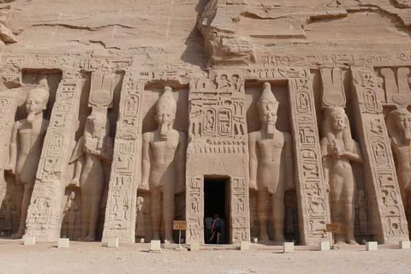 8 days Nile Cruise between Luxor and Aswan on Ms Concerto Nile Cruise
