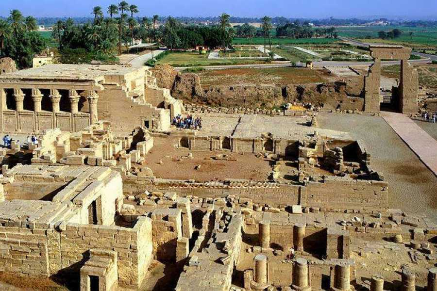 El Gouna Tours 8 days Nile Cruise between Luxor and Aswan on Ms Concerto Nile Cruise