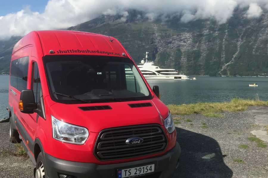Hardanger Fjordsafari AS Trugetur til