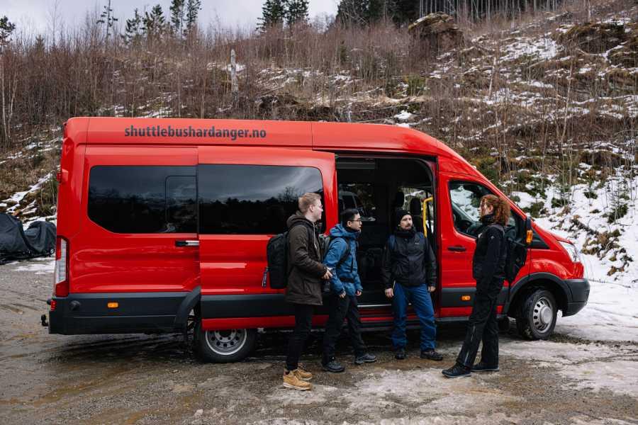 Hardanger Fjordsafari AS Bu i Kinsarvik. Trugetur til Trolltunga