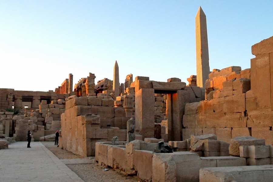 Marsa alam tours 3 daagse excursie naar Luxor vanuit El Gouna