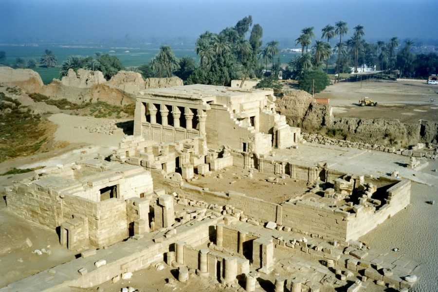 El Gouna Tours Dendera temple day tour from Safaga Port