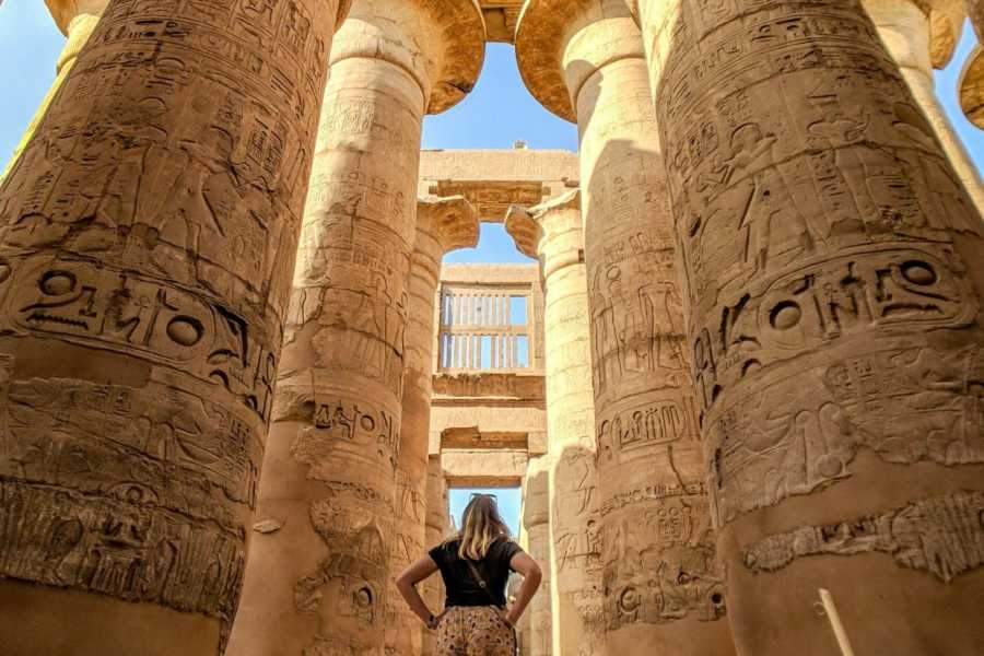 Marsa alam tours 4 days tour to Luxor from Hurghada