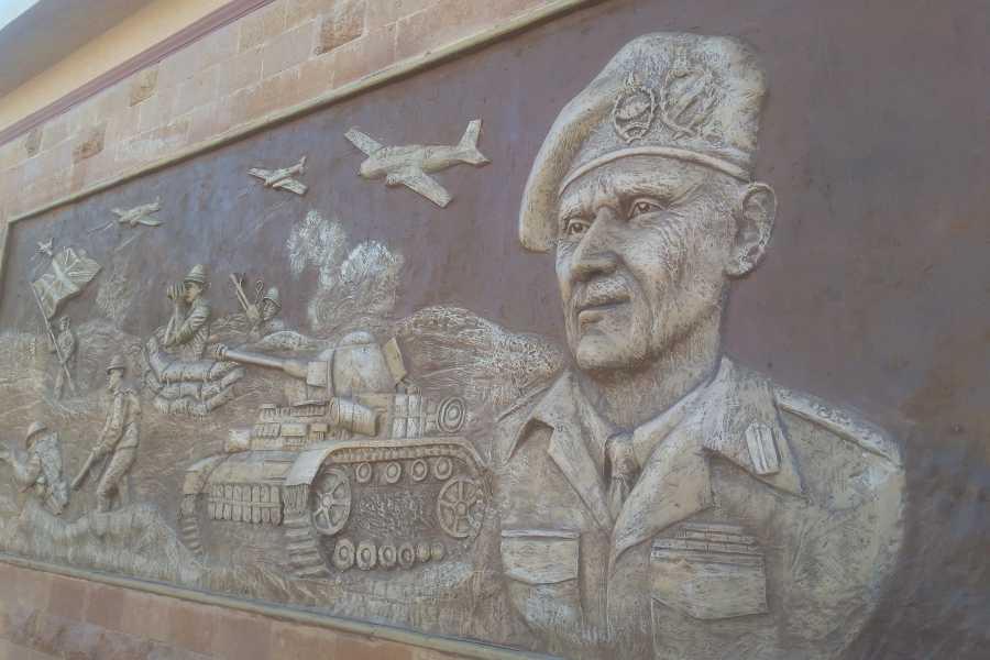 Marsa alam tours Excursion d'une journée à El Alamein depuis le Caire