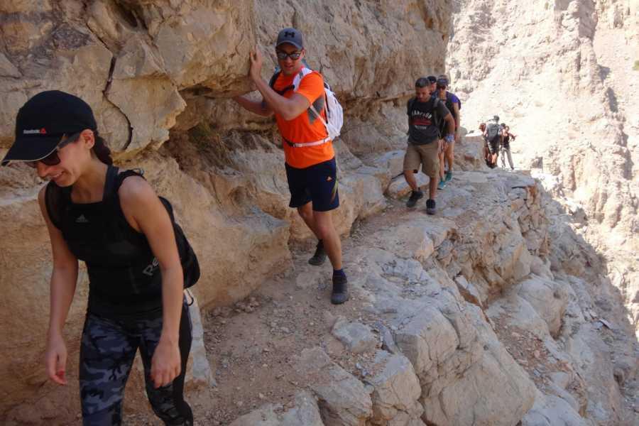 Adventurati Outdoor Wadi Kub Intermediate Hike - Fri 22 Jan