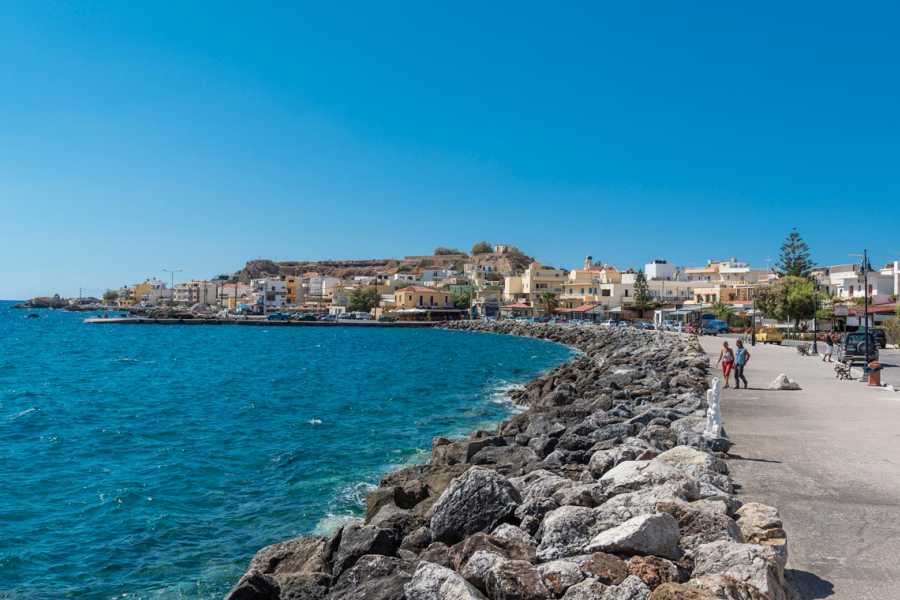 Destination Platanias Paleochora Beach Tour - Private Group