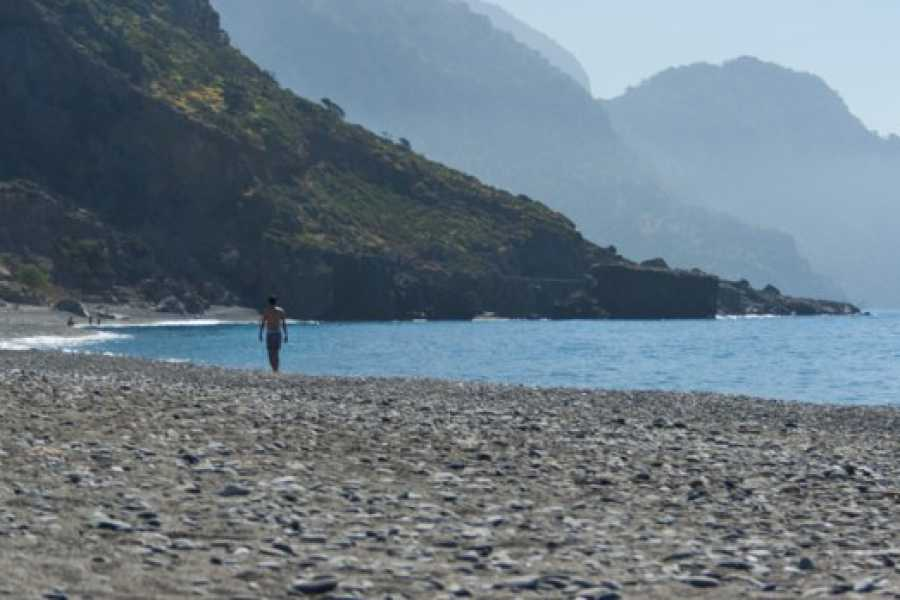 Destination Platanias Sougia Beach Tour - Private Trip