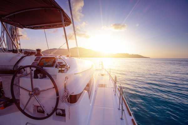 2 Hour Private Catamaran Charter
