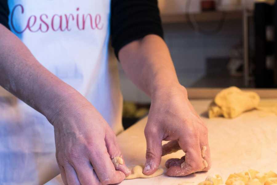 Bologna Welcome - Le Cesarine Corso di cucina online sulla Pasta Fresca