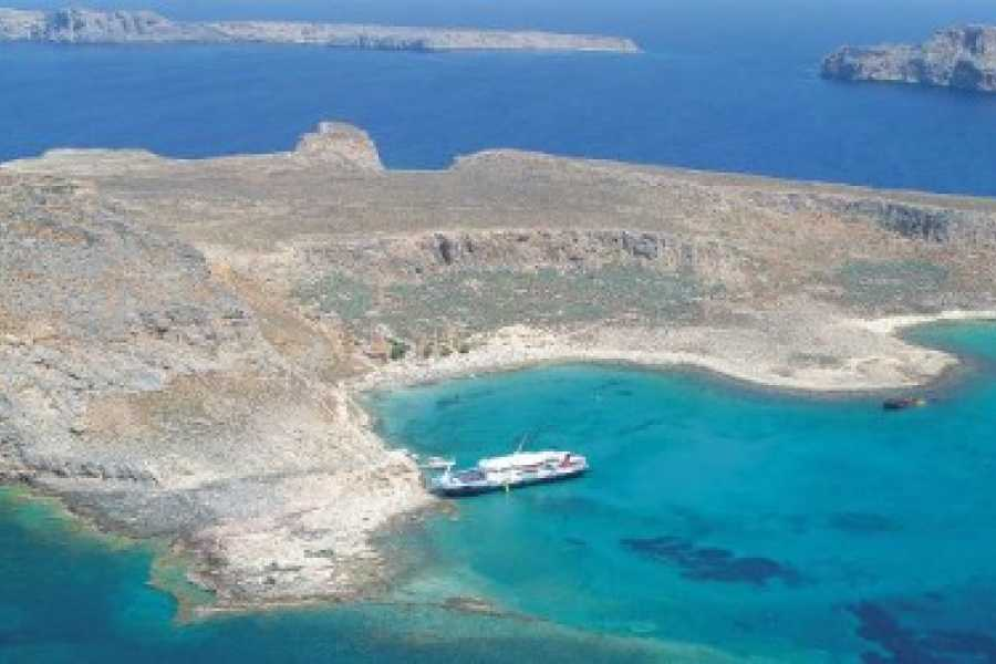 Destination Platanias Buy your tickets to the exotic Balos Beach 25 EUR
