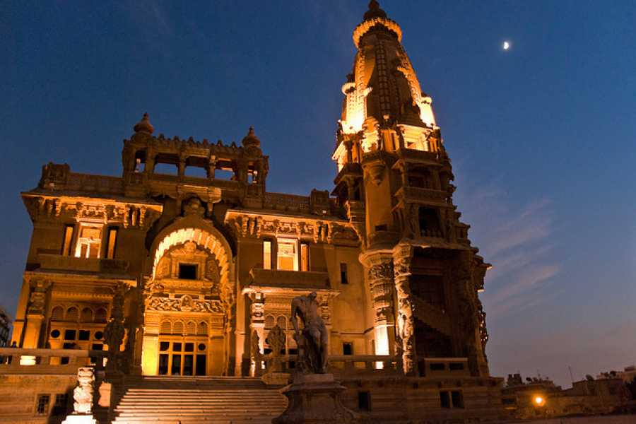 EMO TOURS EGYPT Day tour to Baron Palace , Abdeen Palace and Manial Palace