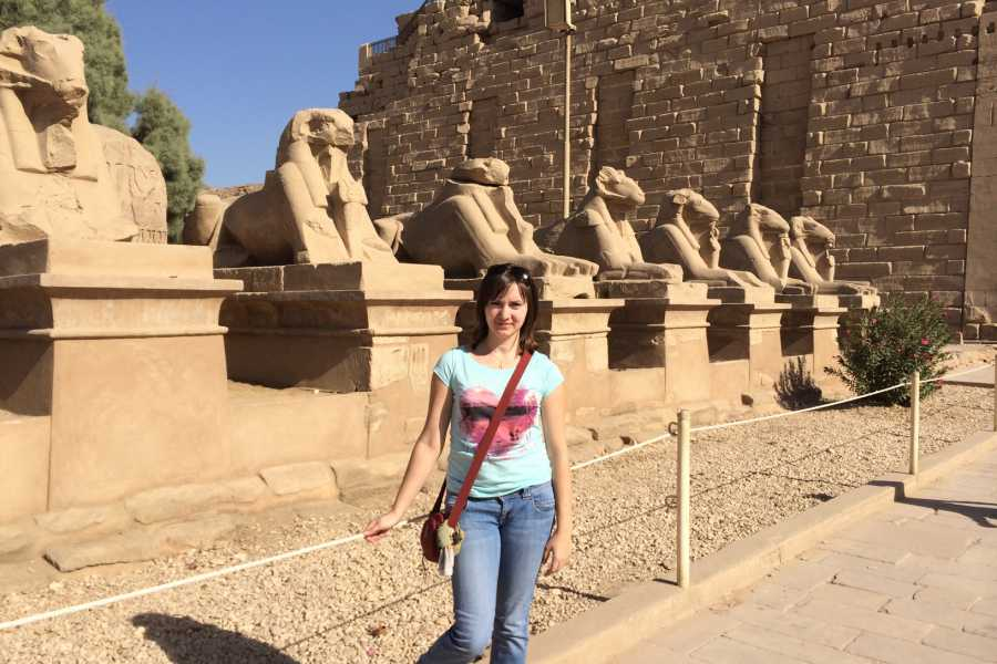 Daily tours Egypt Two days trip to Luxor from Hurghada