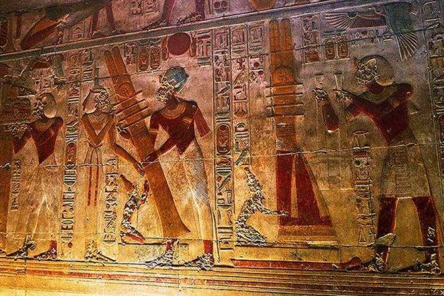 Daily tours Egypt Dendera and Abydos day tour from Hurghada
