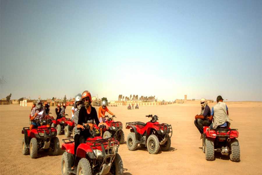 Daily tours Egypt Super Safari tour from Hurghada