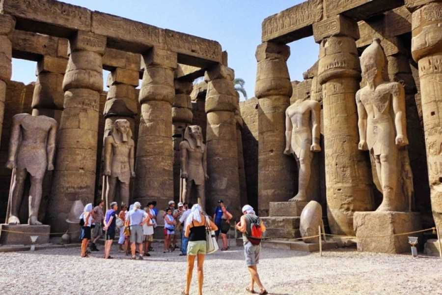 Daily tours Egypt Half Day East Bank Trip in Luxor