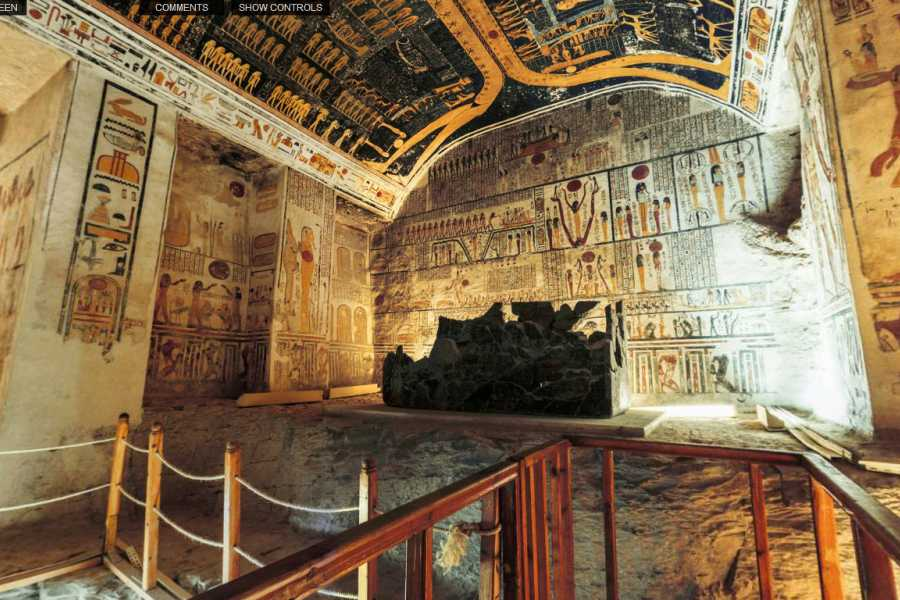 Daily tours Egypt Half Day Tour to the West Bank of Luxor