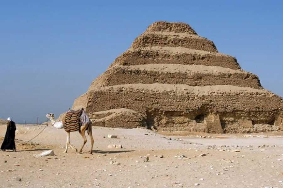 Daily tours Egypt Cairo Day Tour to Memphis Sakkara & Dahshur Pyramids