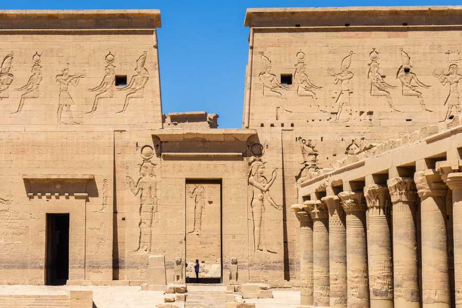 Daily tours Egypt Aswan day tour to Philae temple-unfinished obelisk and high dam