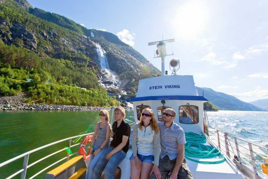 Åkrafjorden Oppleving AS KulturCruise