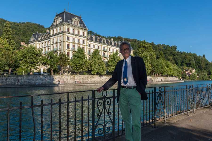 Thun-Thunersee Tourismus Stadtführung «Brahms in Thun»