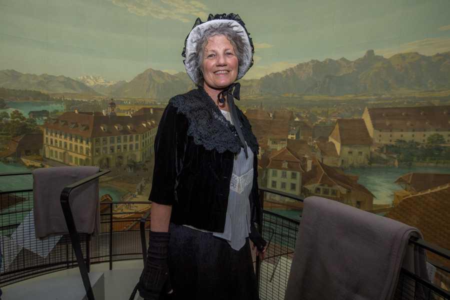 Thun-Thunersee Tourismus Stadtführung «Anna Maria Wocher und das Thun-Panorama»